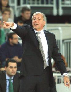 Željko Obradović, košrakaški trener, Fenerbahče, Srbija