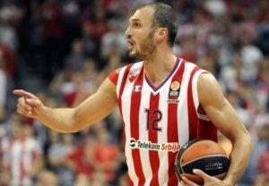 Marko Simonovic, košarkaš Crvene Zvezde i reprezentacije Srbije