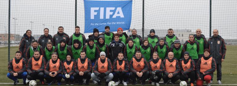 FIFA Seminar FSS Stara Pazova Treneri 2016