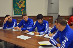 FSS Treneri FIFA Seminnar Predavanje 2016