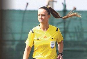 Intervju sa Svetlanom Bilić, FIFA fudbalskim sudijom
