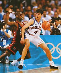 Srbija SAD Košarka finale OI Atlanta 1996