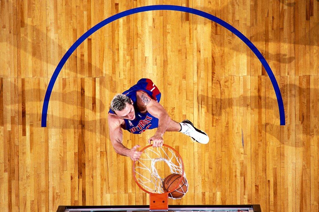 Željko Rebrača NBA Ol Star 2002