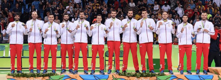 Kosarkaska reprezentacija Srbije OI Rio 2016. godine