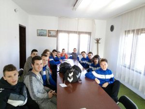FK Jasenica Smederevska Palanka Sportifico onbording