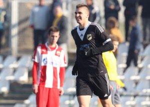 Luka Marković FK Čukarički