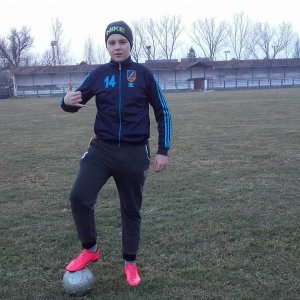 Aleksandar Tamaš FK Vojvodina Novo Miloševo