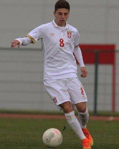 Stefan Levićanin FK Rad