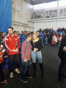 Saška Sokolov: paraolimpijka