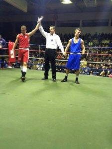 Vojin Vujošević bokser
