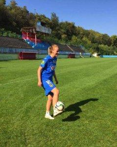 Marija Krunić fudbal