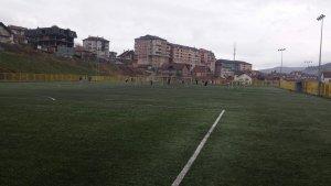 FK Jošanica Sportski centar Šutanovac, Novi Pazar