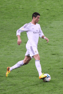 Cristiano Ronaldo Real Madrid Ball Mastery