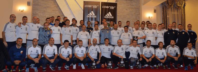 Coerver Coaching Srbija Crna Gora Makedonija Renato Pirša Sportifico
