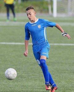 Filip Milić FK Jagodina