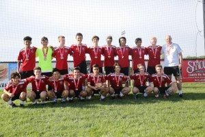 Dušan Jakica: Eden Prairie Soccer Club