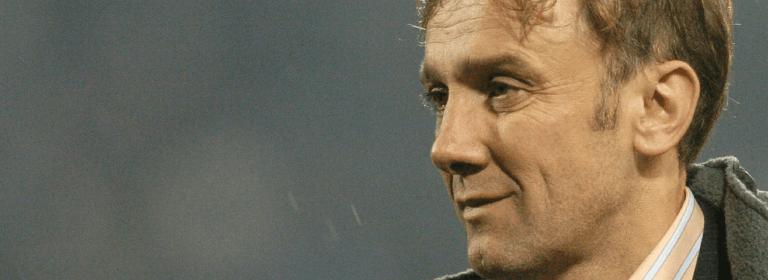 """Goran """"Plavi"""" Stevanović, fudbalski trener"""