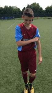 Marko Protić: Leyton Orient Academy