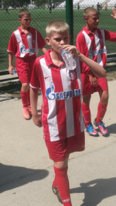 Đorđe Đorđević: FK Radnički Niš