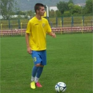 Lazar Bogdanović: FK Dinamo Vranje