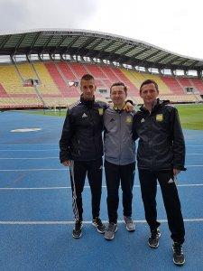 Srđan Stojčevski: FK Rad