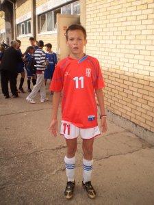 Dimitrije Ristović: FK Borac Čačak