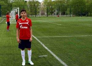 Marko i Sofija Crnilović: New England FC