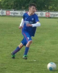 Mateja Gračanac: FK Budućnost Konarevo