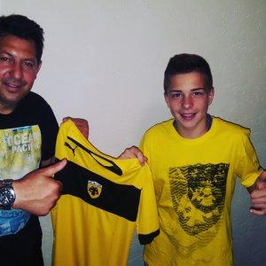 Matija Nikolić: FK Mali Bor