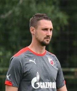 Nemanja Milinčić: FK Crvena zvezda