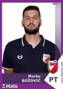 Marko Božović: FK Javor Matis