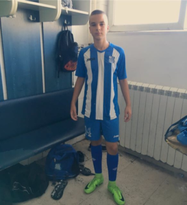 Milan Milivoj: OFK Vršac Junajted