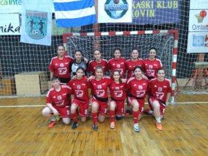 ŽFK Jedinstvo Dubovac - Božićni turnir
