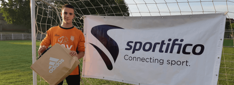 Stojadinović GK adidas Tim sezone Sportifico talenata