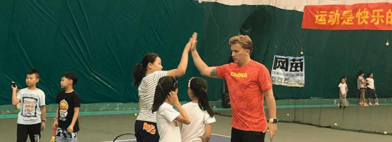 Šta može da oćekuje trener u Kini?