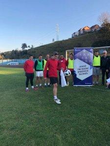 Hakija Račić - Fudbalom protiv dijabetesa