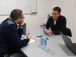 Aleksandar Janković i Saša Ozmo
