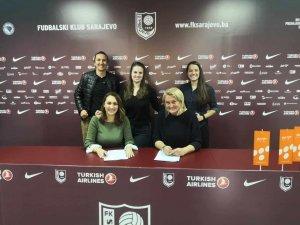 Bordo dame za napredak ženskog fudbala